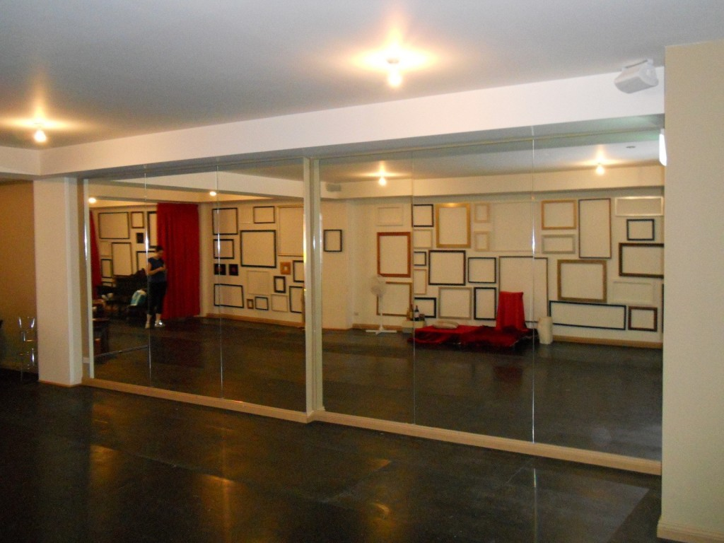 dance mirror home